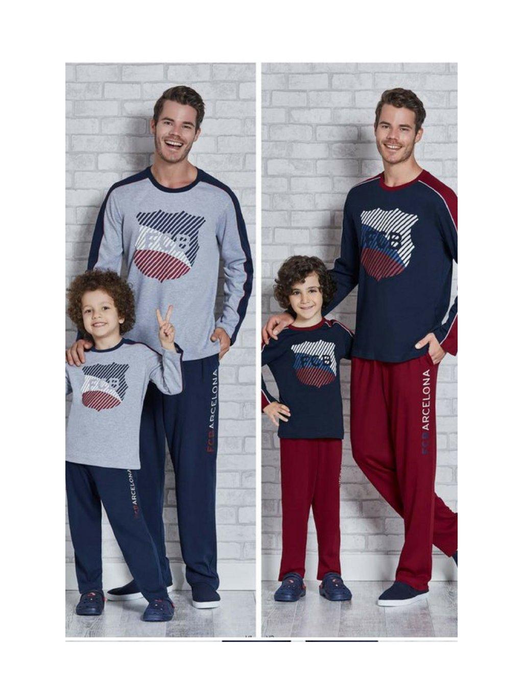 Chlapčenské pyžamko BARCELONA L9264