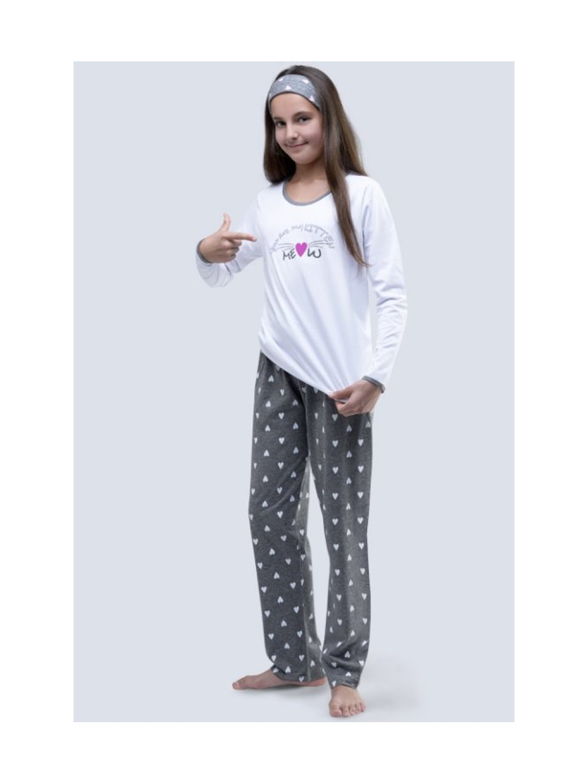 Detské dievčenské pyžamo GINA model 19059