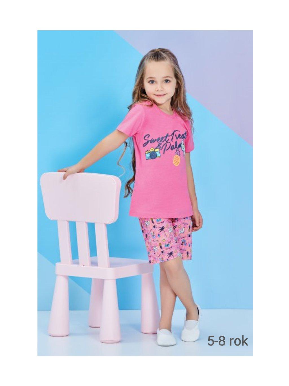 Diečenské pyžamo SWEET RP1269 5-8