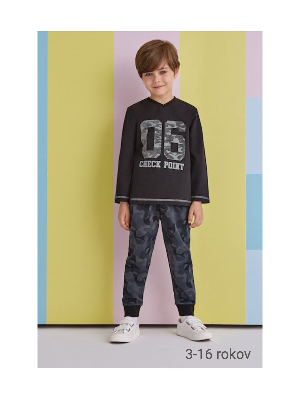 Chlapčenské pyžamo  RP1316