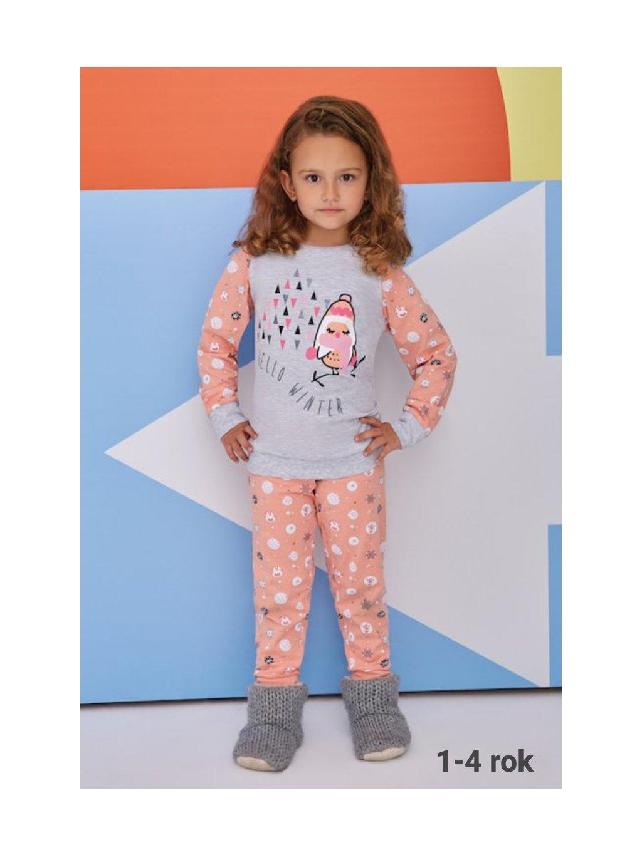 Dievčenské pyžamo SOVA RP1371 1-2-3-4