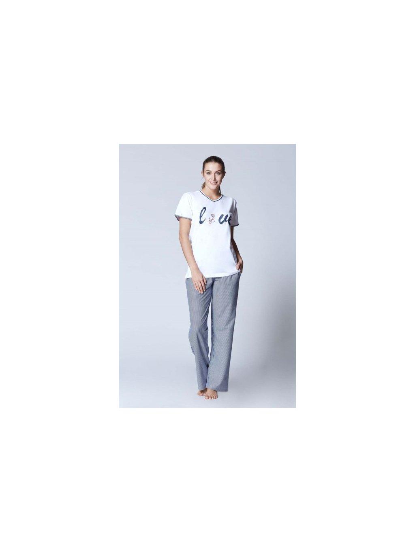 Dámske pyžamo ROLYPOLY model 7861