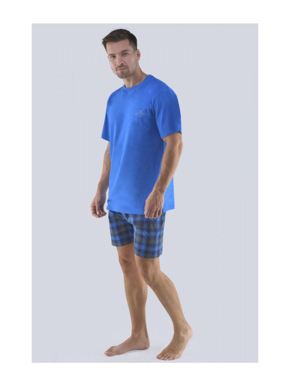 Pánske pyžamo s krátkym rukávom