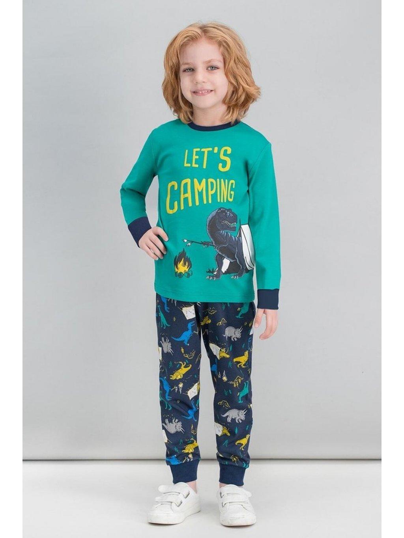 Chlapčenské pyžamo AR1070 RP1538 zelené