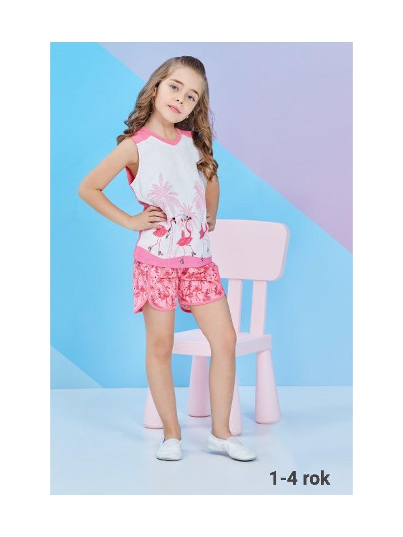 Dievčenské pyžamo PLAMENIAK RP1275-v2