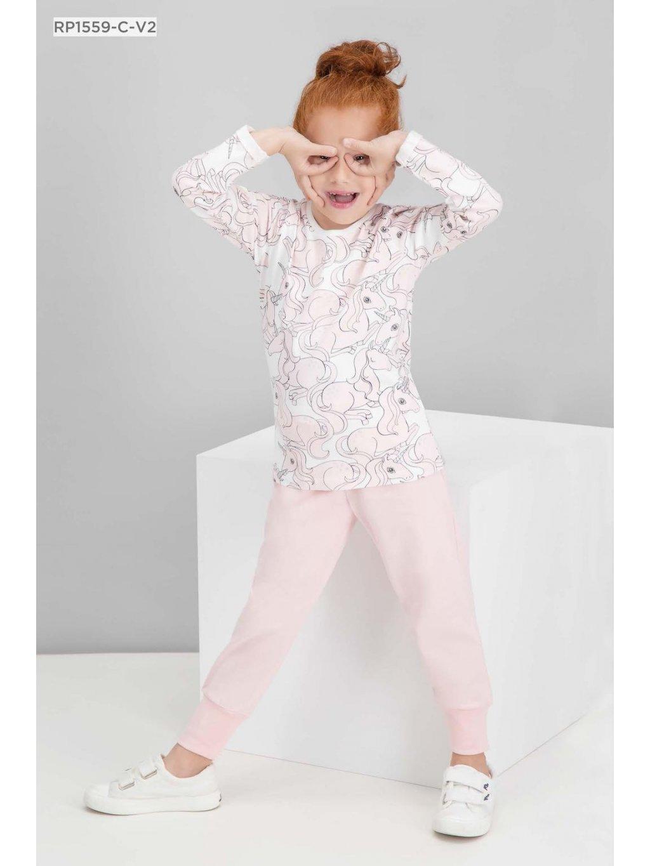 Detské pyžamo KOZOROŽEC  RP1559 V2