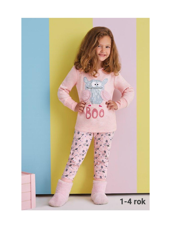 Dievčenské pyžamo BOO RP1364 V2
