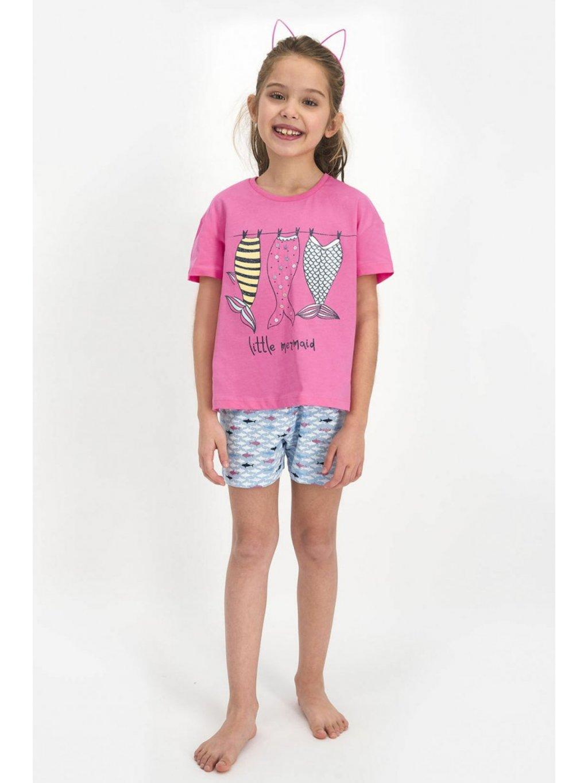 Dievčenské pyžamo kompletRP2461