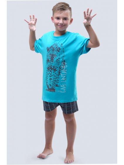 Detské chlapčenské pyžamo GINA model 79052