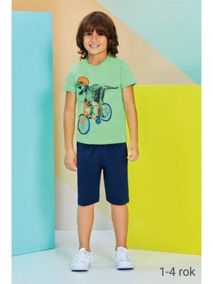Detské pyžamo - komplet BiCYKEL RP1215 1-2-3-4