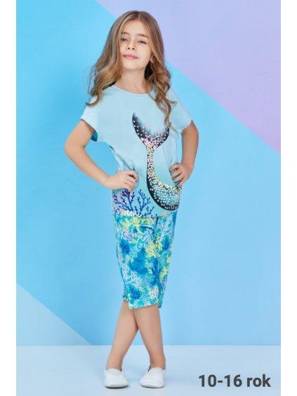Dievčenské pyžamo PLUTVA RP2267 10-16rokov