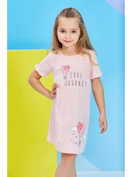 Dievčenské nočná košeľa SRDIEČKO RP2264 10-16rokov
