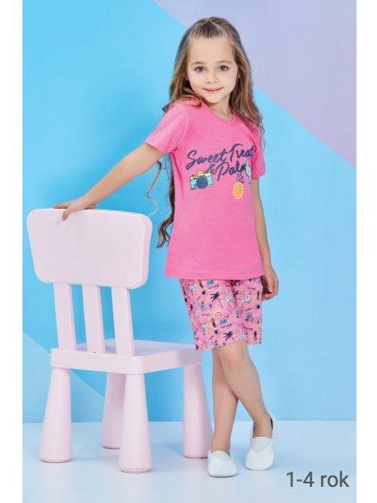 Diečenské pyžamo SWEET RP1269 1-4