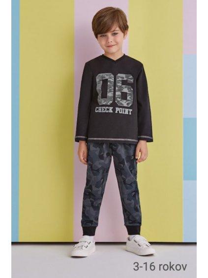Chlapčenské pyžamo  CHECK POINT RP1316