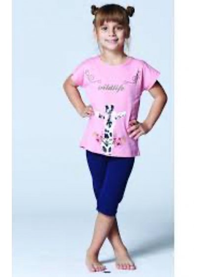 Detské pyžamko, komplet ŽIRAFA model 6870