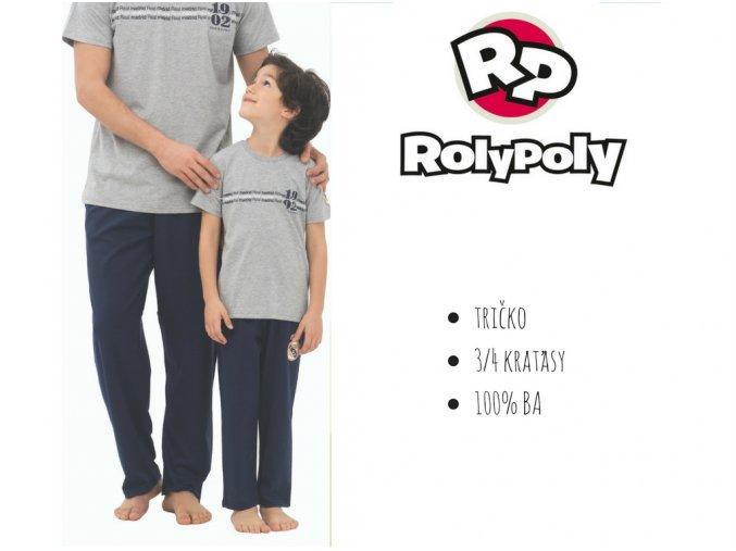 Pyžamko, komplet REAL MADRID 4416