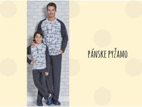 Pánske pyžamo DOPIS 3115