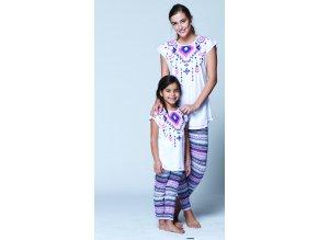 Detské pyžamko, komplet INDIÁN 2858