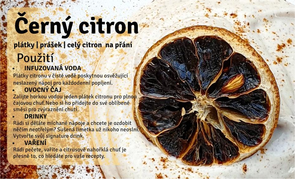 Černý citron