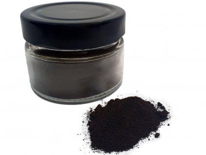 černý česnek prášek 60g + obsah