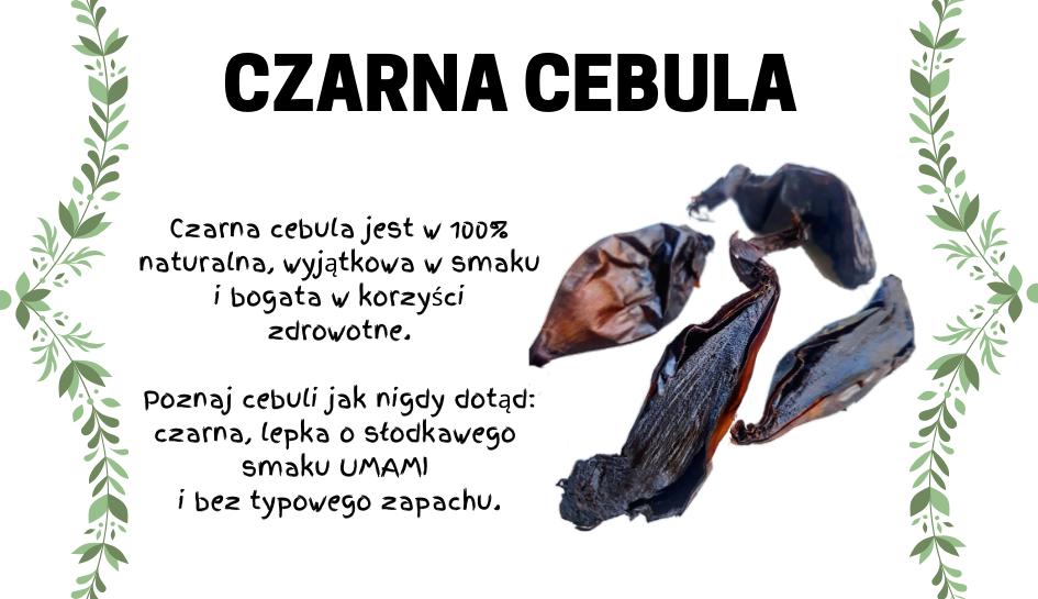 Czarna cebula