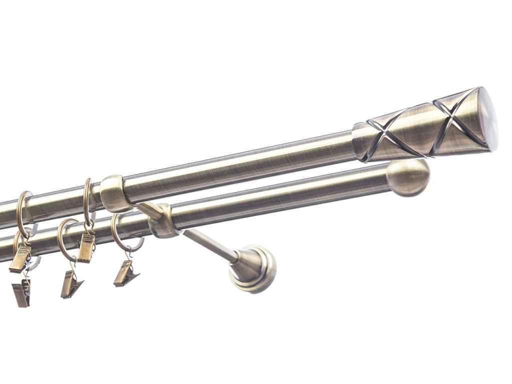 dvourada garnyze mosaz 19mm garol genua