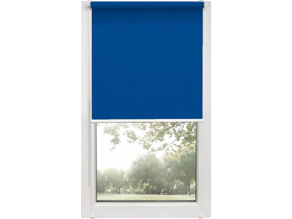 Roleta na okno Polyester 2075 s vodícími silony