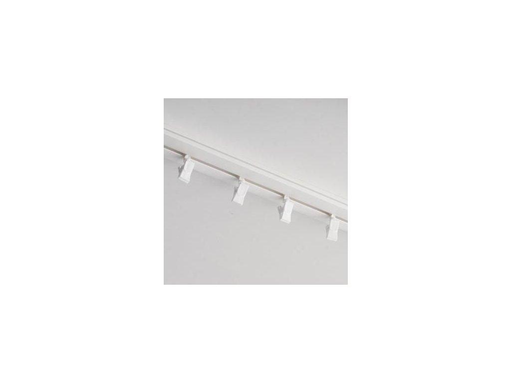 Garnýže kolejnicová PVC jednořadá