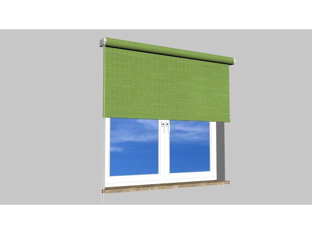 Roleta na zeď Polyester 2098