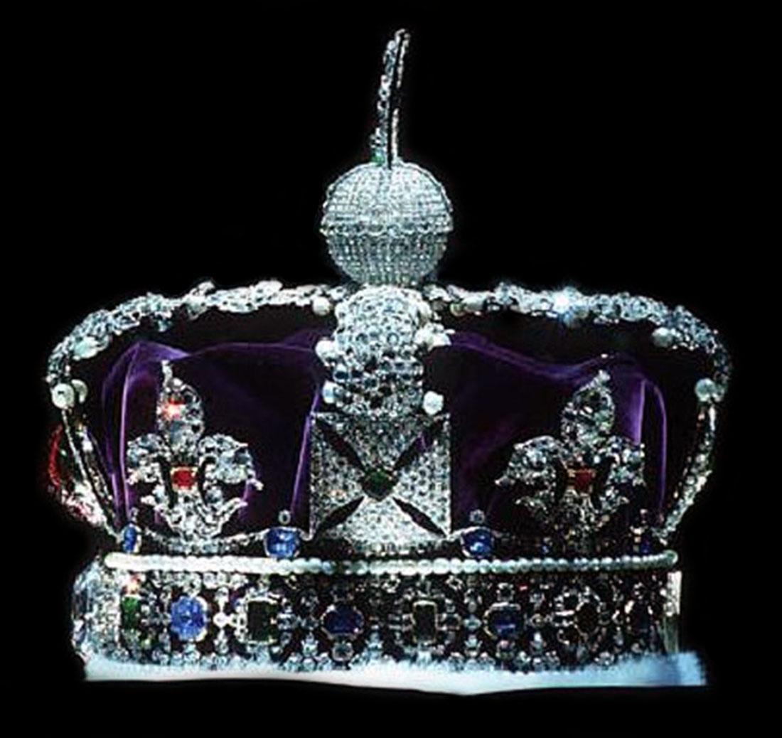 Největší diamant? Diamant Koh-i-Noor