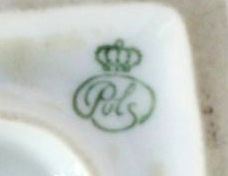 """Stará porcelánka u Karlových Varů značky """"PULS"""""""
