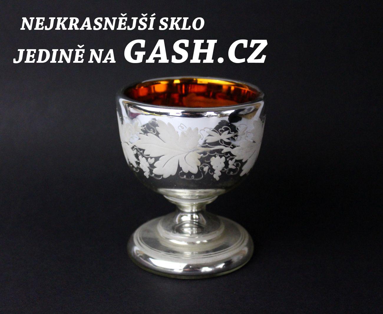 Nejkrásnější sklo jedině na gash.cz