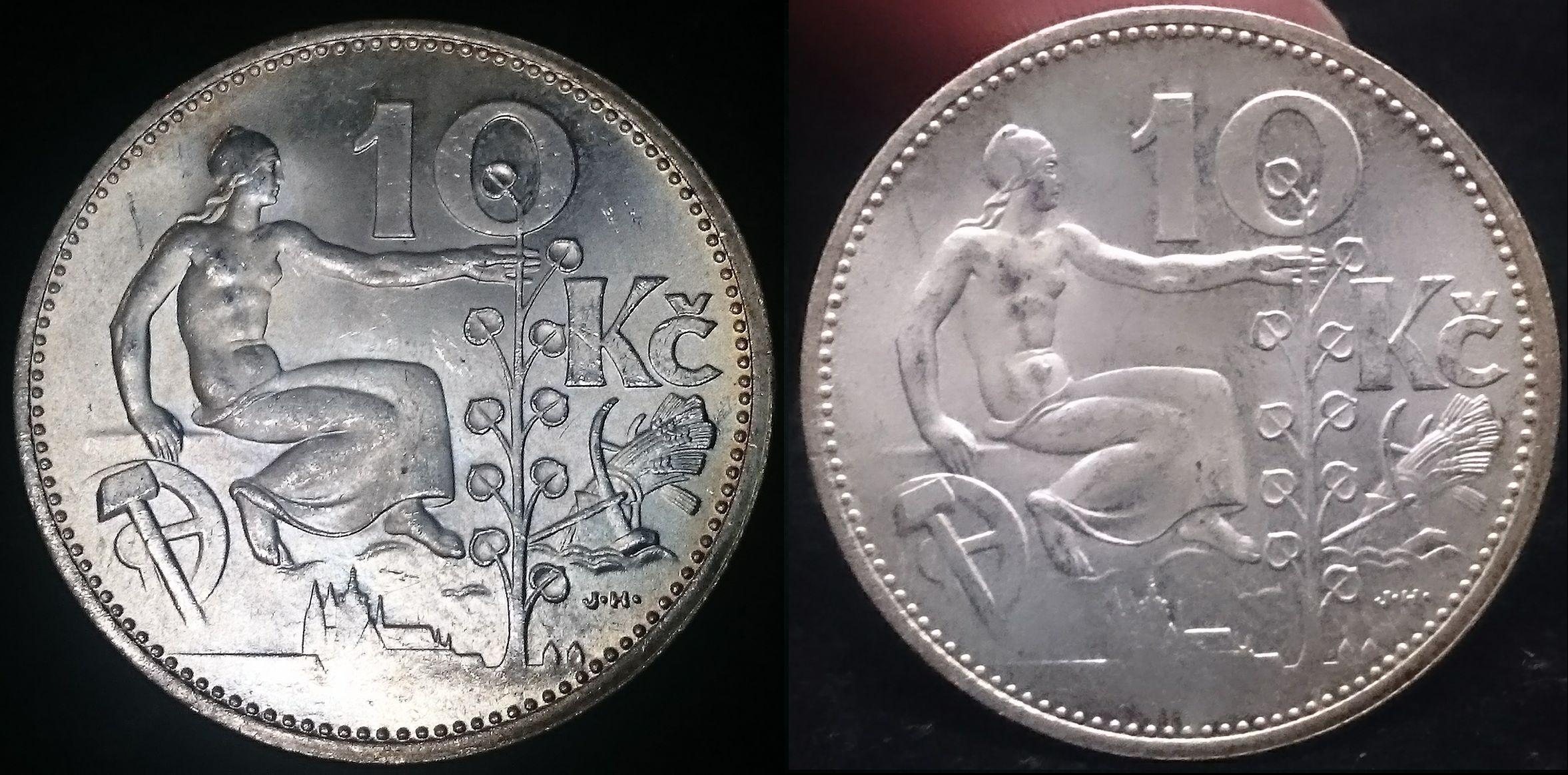 Mince - numismatika