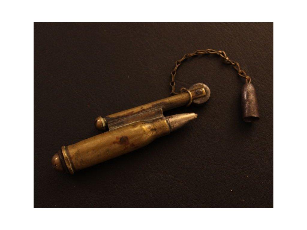 vojenský zákopový zapalovač x105 1