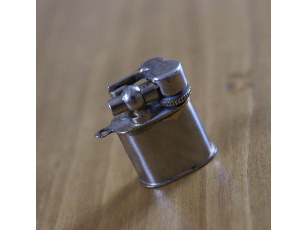 Starý mini zapalovač x144 3