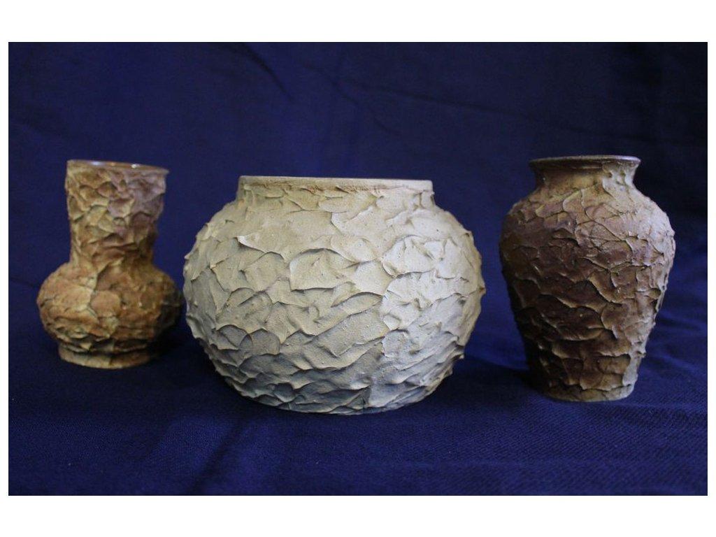 hliněné vázy kera ben klikov x159 1 1