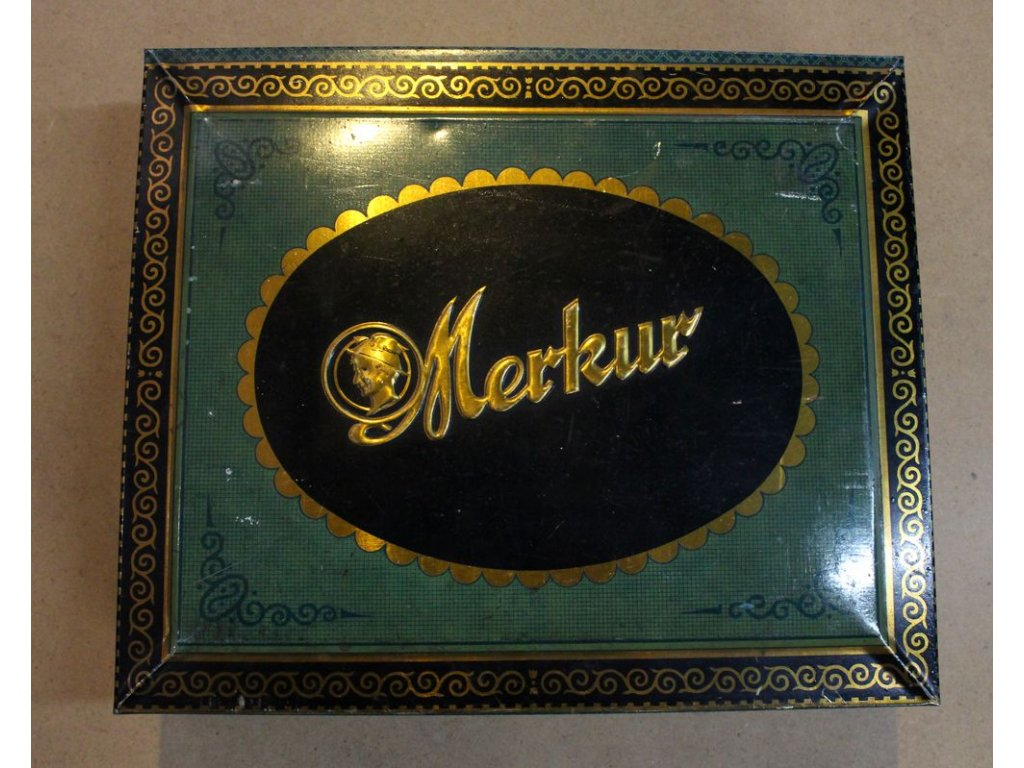 Merkur razítka trodat x174 1
