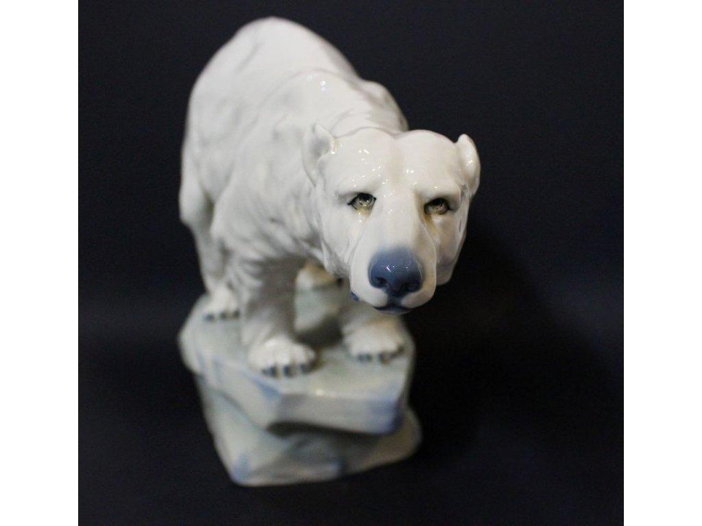 Lední medved porcelán Dubí Eichwald x192 1
