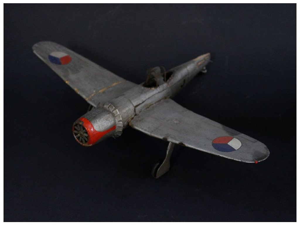 Model letadla x204 2