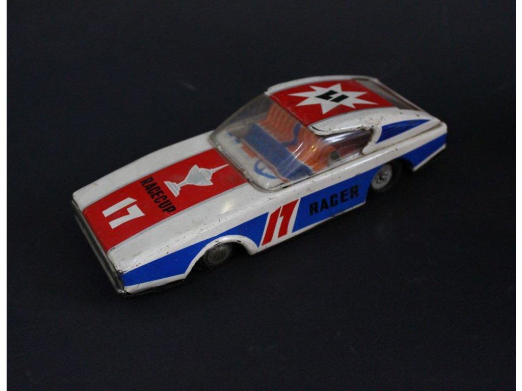 Plechové autíčko x206 4