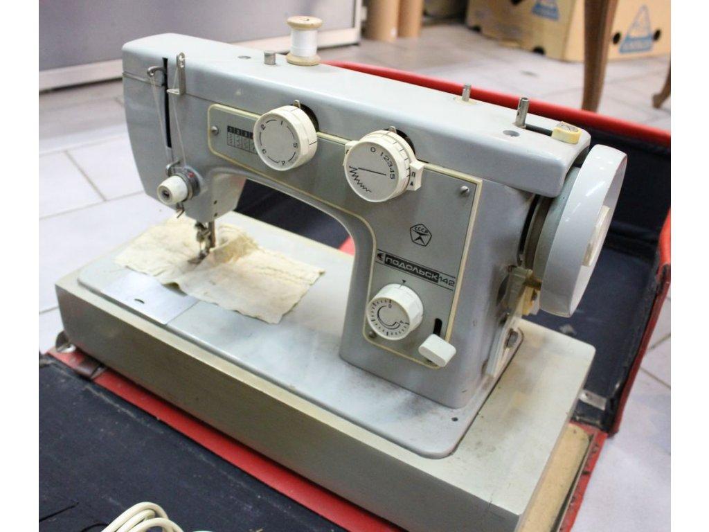 Šicí stroj 11