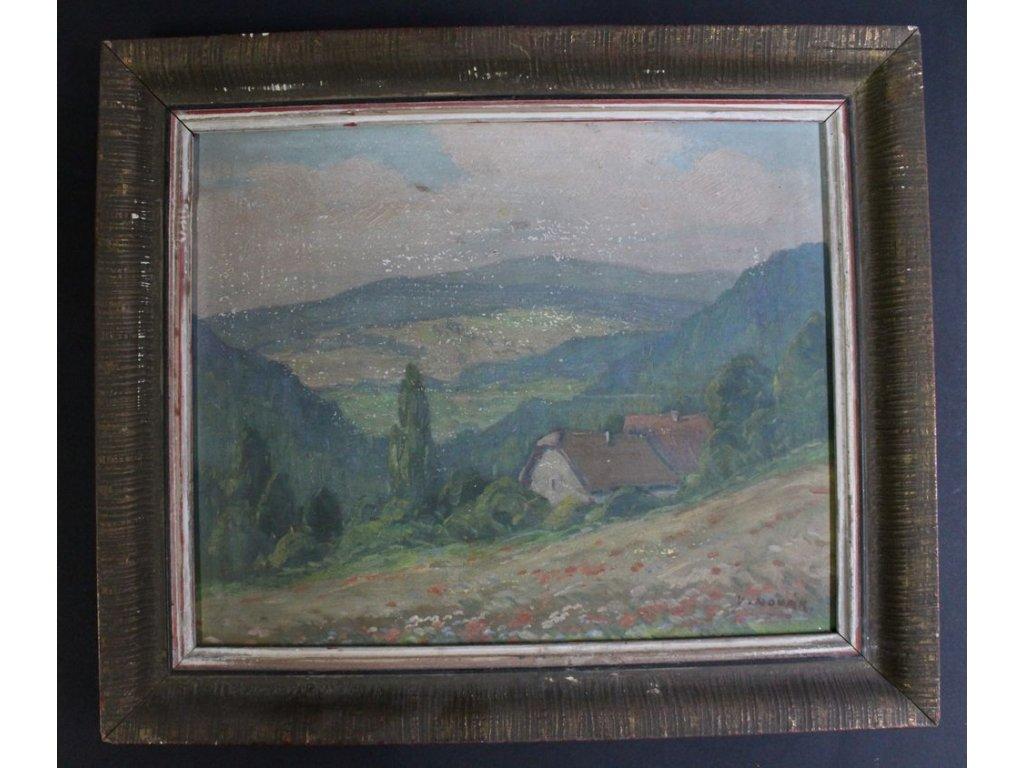 Obraz Krajina V. Novák x236 1