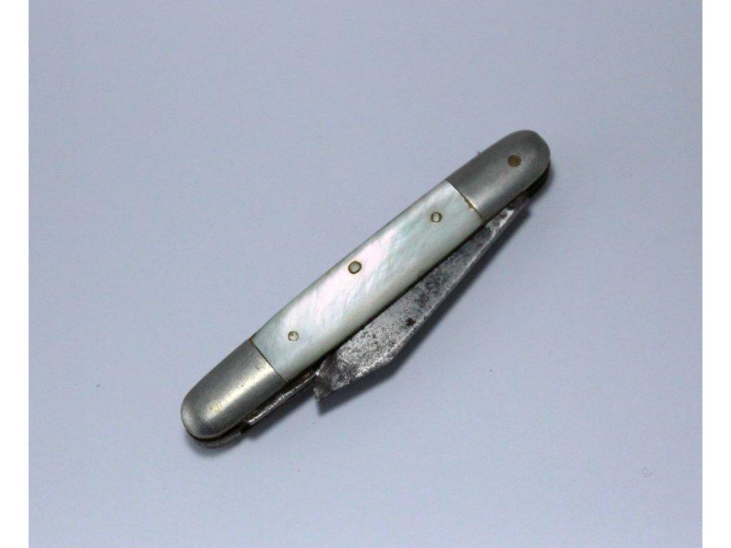 Kapesní nožík perleť x250 7