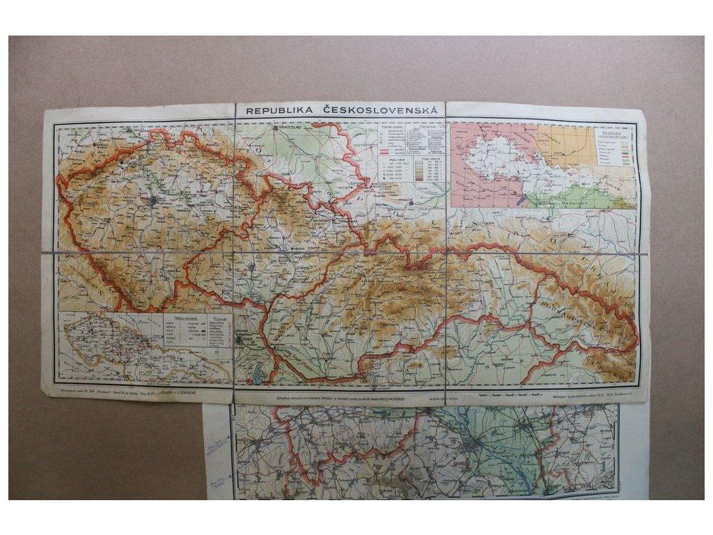 Mapy První republika x265 4