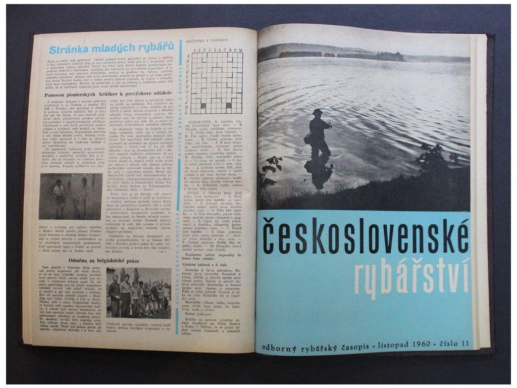 Československé rybářství 1960 x271 10