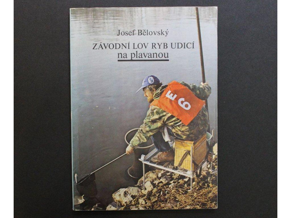 ZÁVODNÍ LOV RYB UDICÍ na plavanou Josef Belovský x276 1