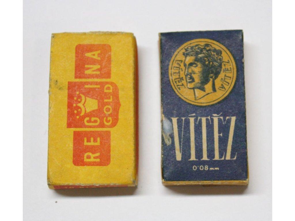 Žiletky v krabičkách x311 1