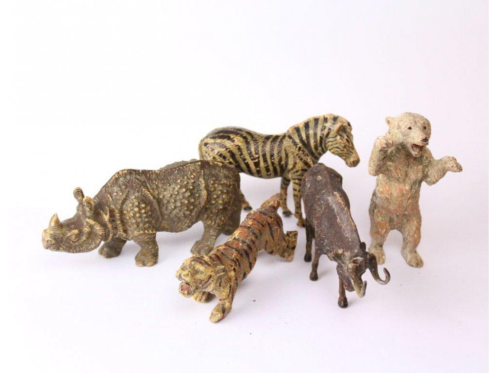 hračky zvířátka elastolin lineol durolin x316 1