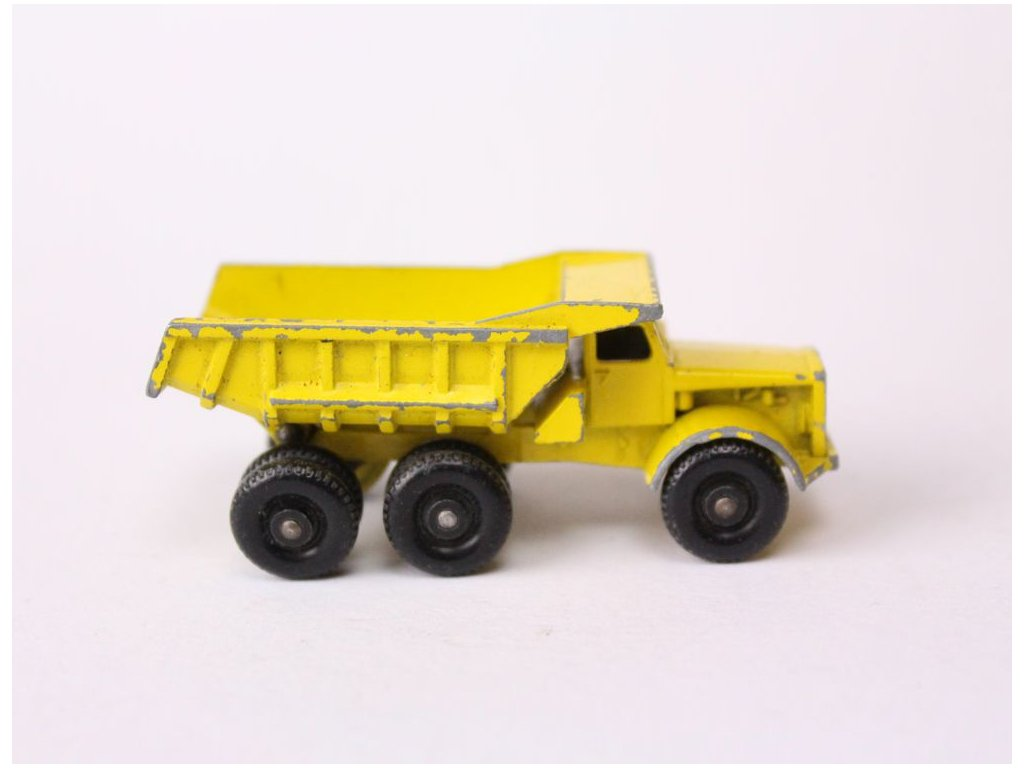 Matchbox Euclid Dump truck by lesney x317 1