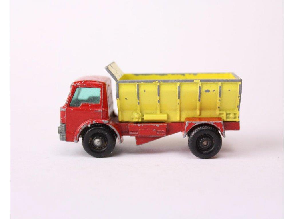 Matchbox Grit spreading truck x318 8